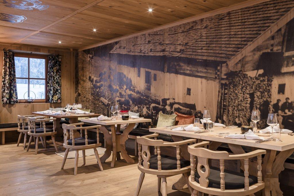 Restaurant HEIMAT in Reit im Winkl - Gut Steinbach Hotel und Chalets