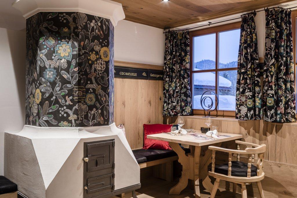 Restaurant HEIMAT in Reit im Winkl - Romantik Hotel & Chalets Gut ...